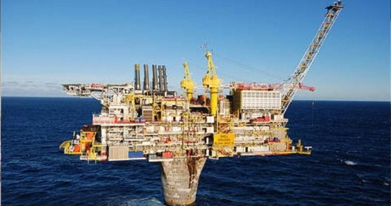 Нефтяное месторождение Драуген