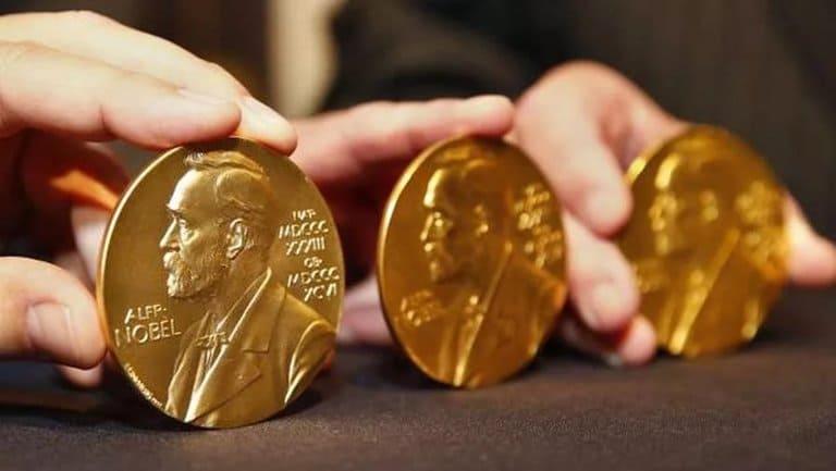 Медаль Нобелевской премии