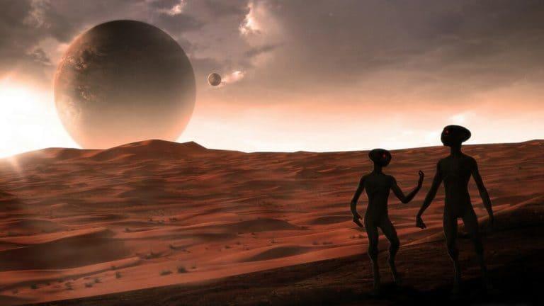 Поиск жизни на Марсе