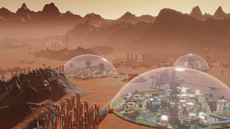 Так может выглядеть Колонизация Марса
