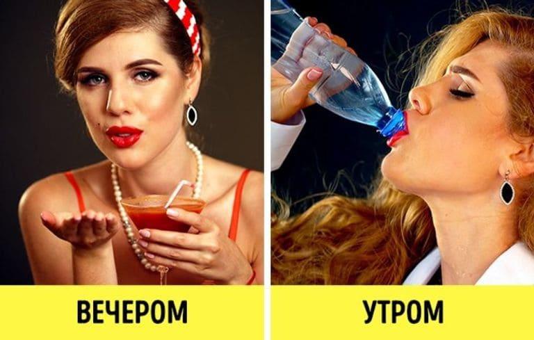 мифы об алкоголе