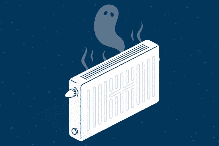 тепло из крематория