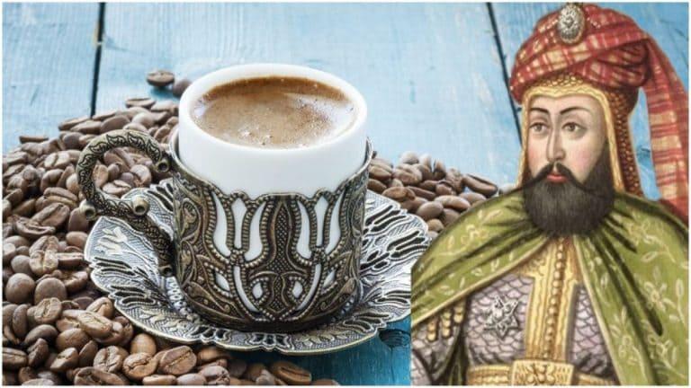 употребление кофе каралось смертью