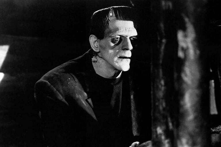 11. Франкенштейн Frankenstein