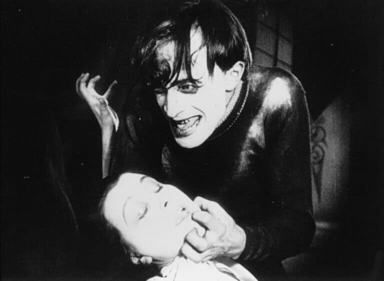 12. Кабинет доктора Калигари Das Cabinet des Dr. Caligari