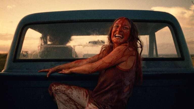 14. Техасская резня бензопилой The Texas Chain Saw Massacre