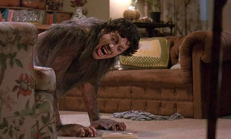 17. Американский оборотень в Лондоне An American Werewolf in London