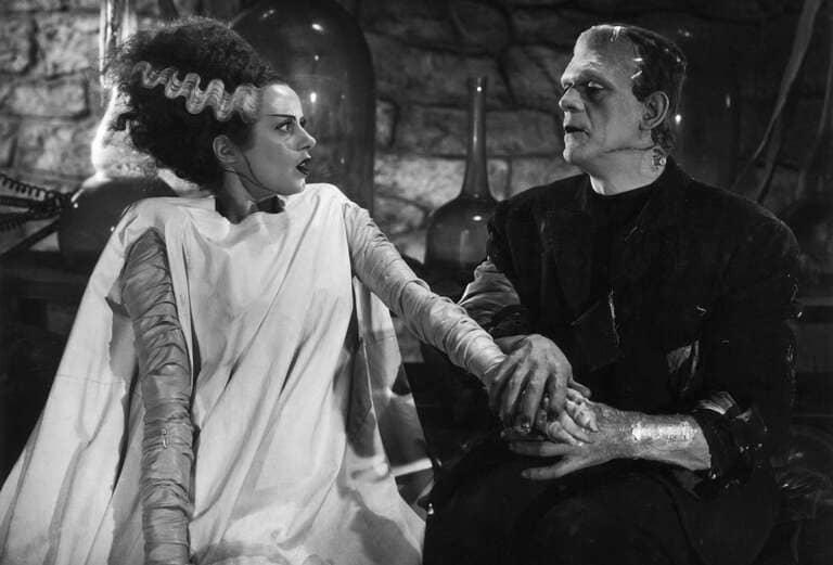 18. Невеста Франкенштейна Bride of Frankenstein