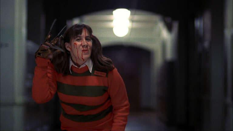 26. Кошмар на улице Вязов A Nightmare on Elm Street