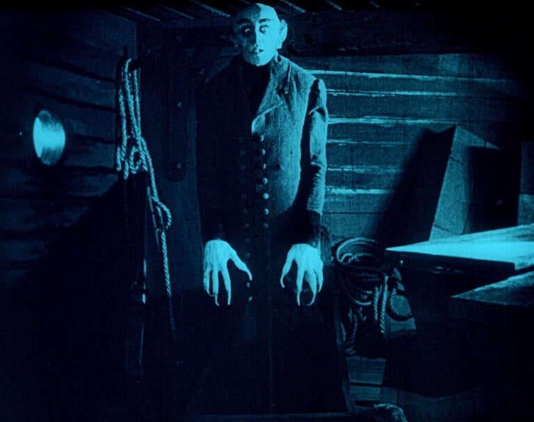 6. Носферату, симфония ужаса Nosferatu, eine Symphonie des Grauens