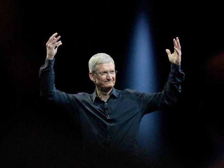 Apple достигла нового рубежа
