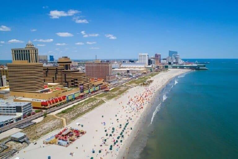 New Jersey: Atlantic City Boardwalk