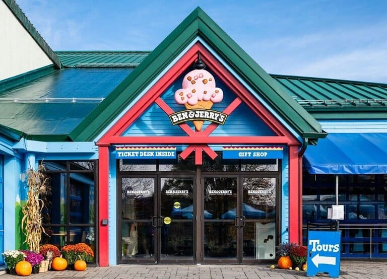 Vermont: Ben & Jerry's Factory