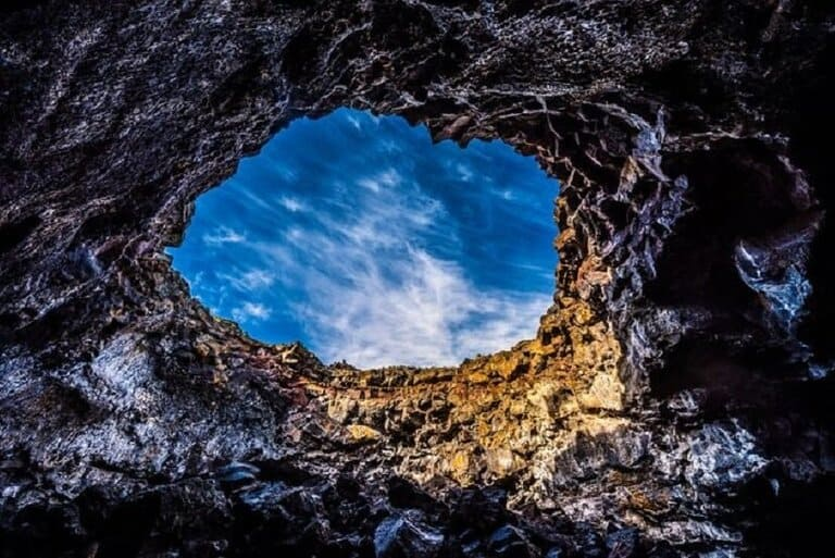 Idaho: Craters of the Moon National Monument and Preserve