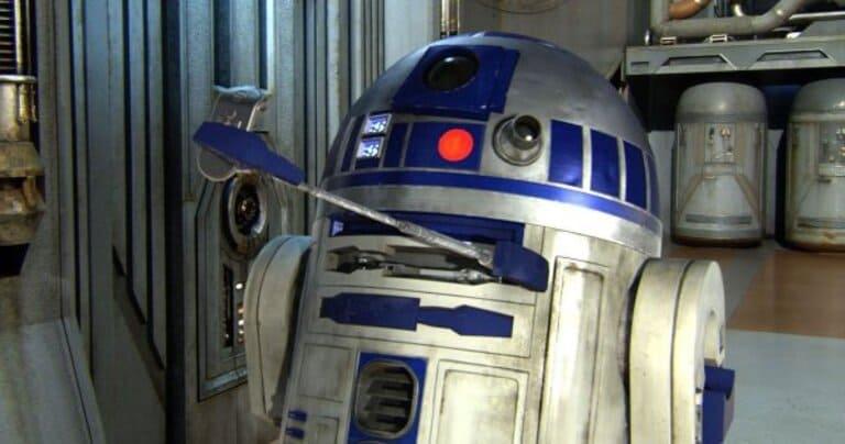 Дроид R2-D2