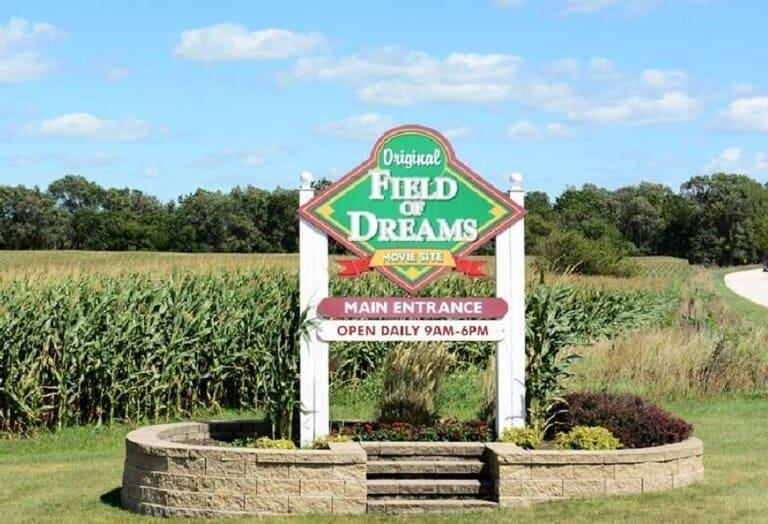 Iowa: Field of Dreams filming location