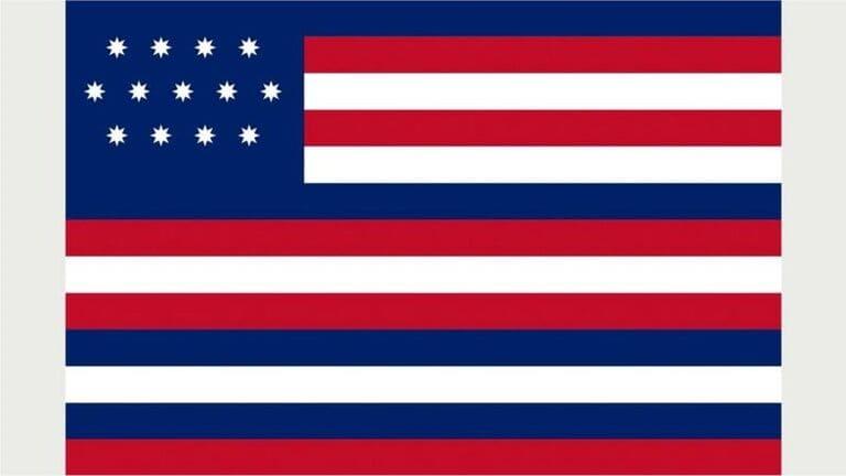 Флаг Сераписа, 1779 г.