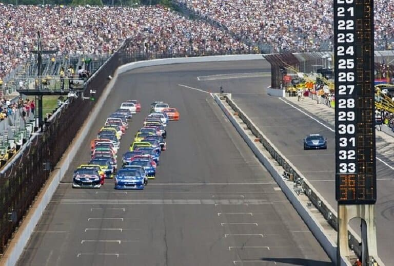 Indiana: Indianapolis Motor Speedway