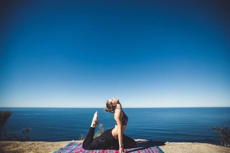 Йога проще для тела