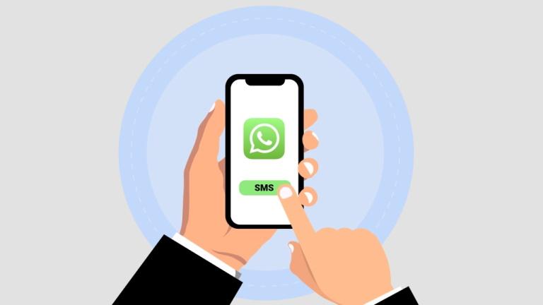 Как купить виртуальный номер для WhatsApp