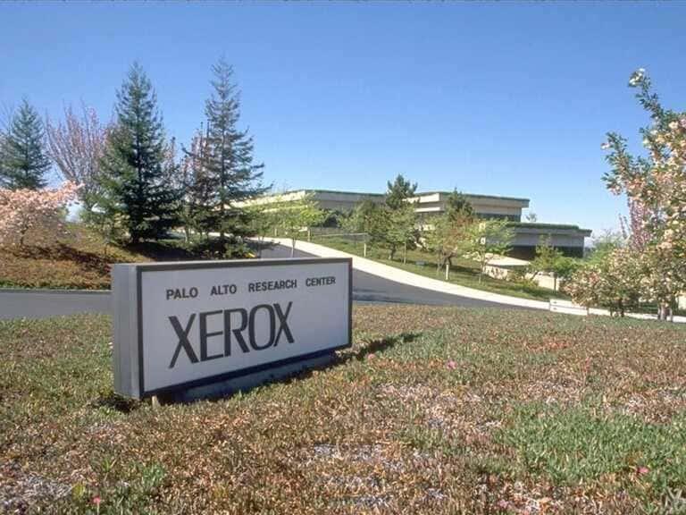 Лаборатория Xerox PARC