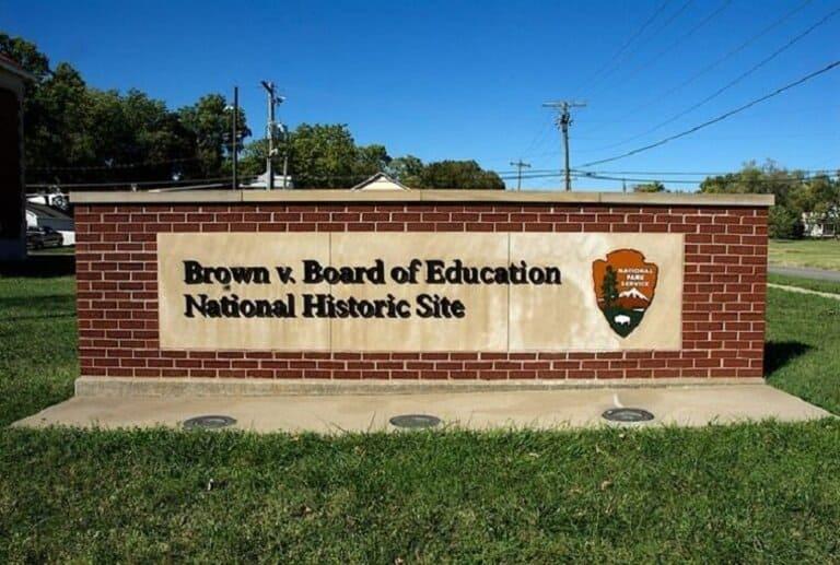 Kansas: Monroe Elementary School