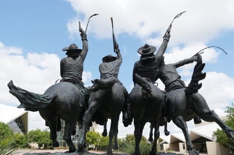 Oklahoma: National Cowboy and Western Heritage Museum