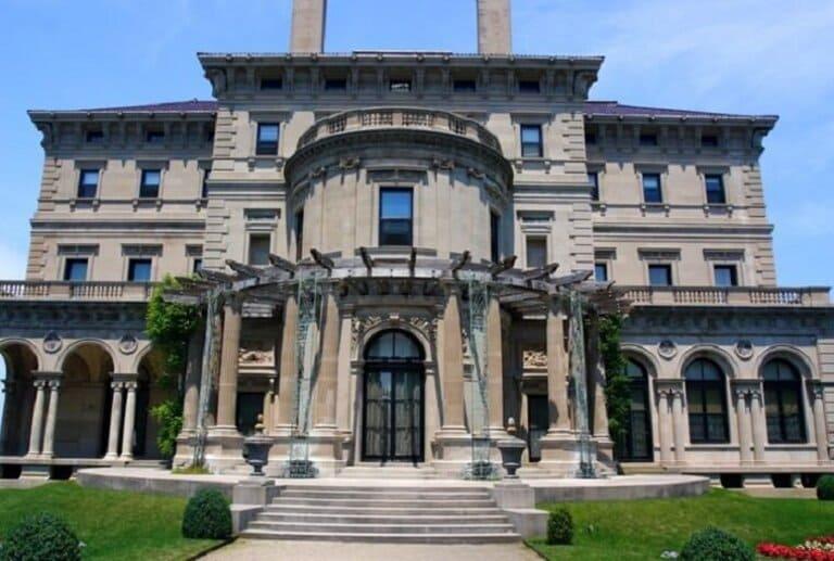 Rhode Island: Newport mansions