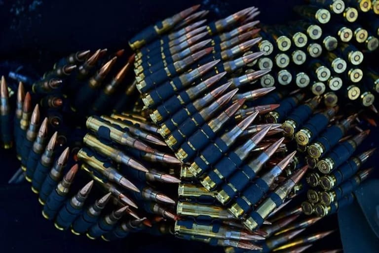 Патрон калибра 7.62 мм