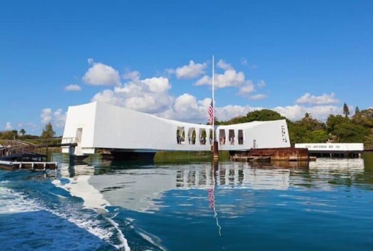 Hawaii: Pearl Harbor and USS Arizona Memorial