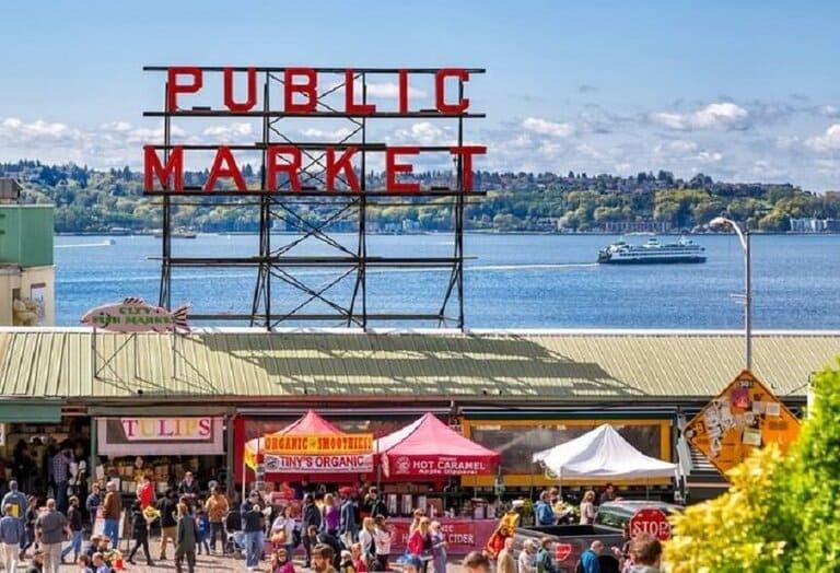 Washington: Pike Place Market