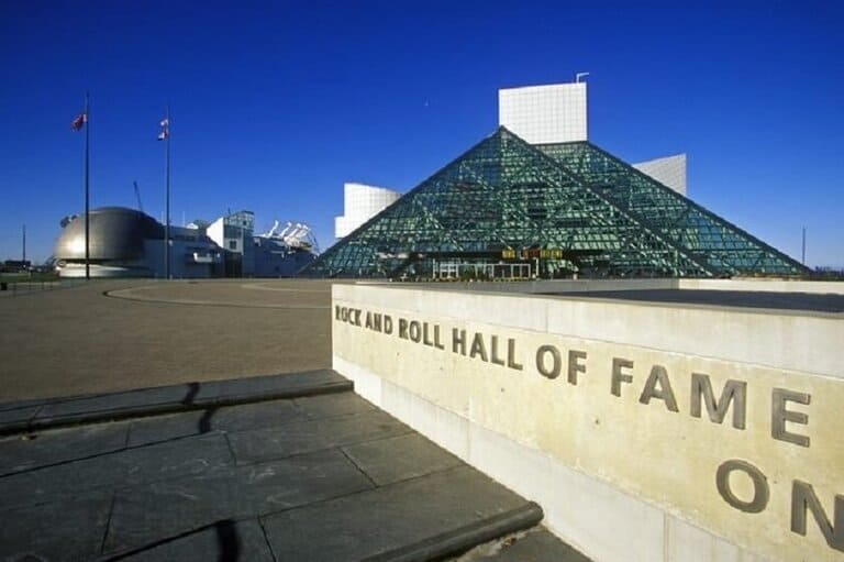 Ohio: Rock & Roll Hall of Fame