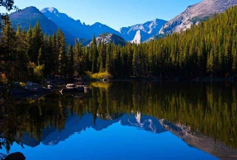 Colorado: Rocky Mountain National Park