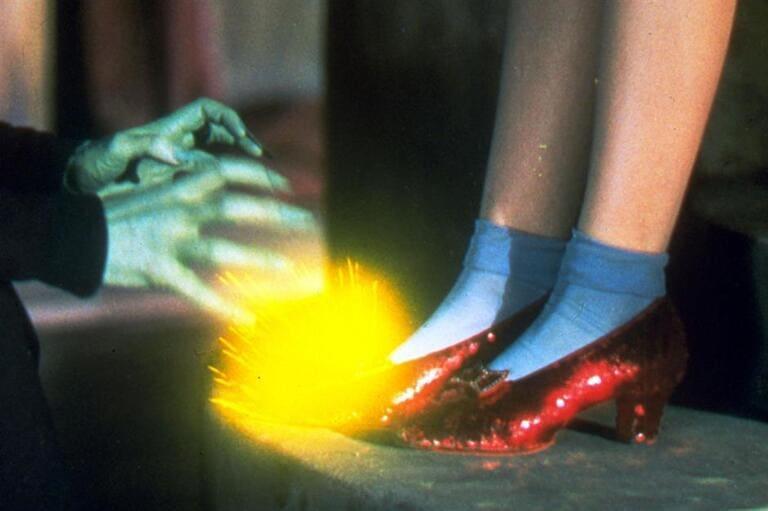 Рубиновые туфли
