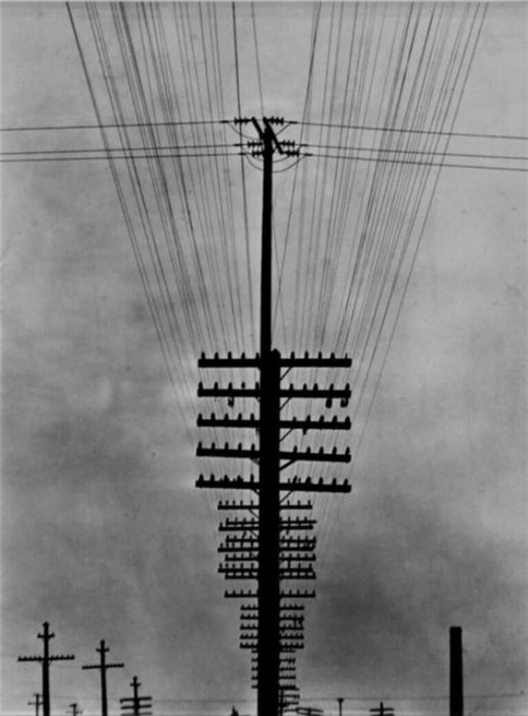 Телеграфный столб