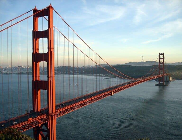 California: The Golden Gate Bridge