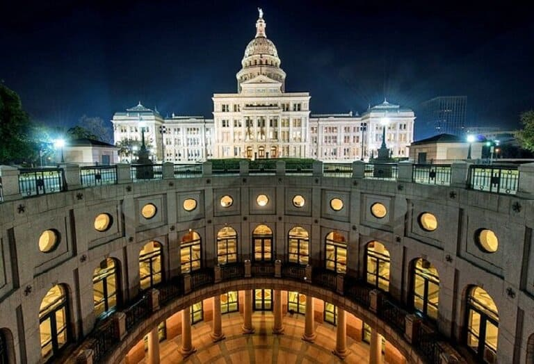 Texas: The State Capitol