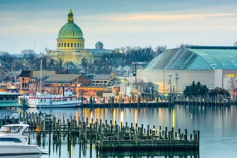 Maryland: U.S. Naval Academy
