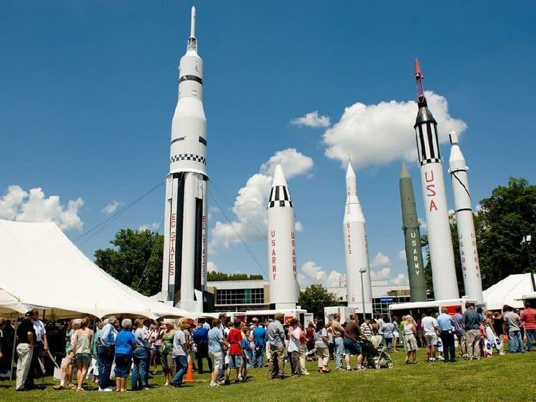 Alabama: U.S. Space & Rocket Center