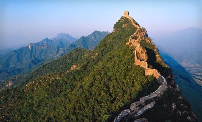 Великую Китайскую стену1
