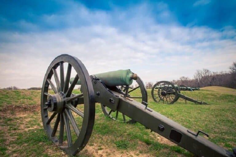 Mississippi: Vicksburg National Military Park
