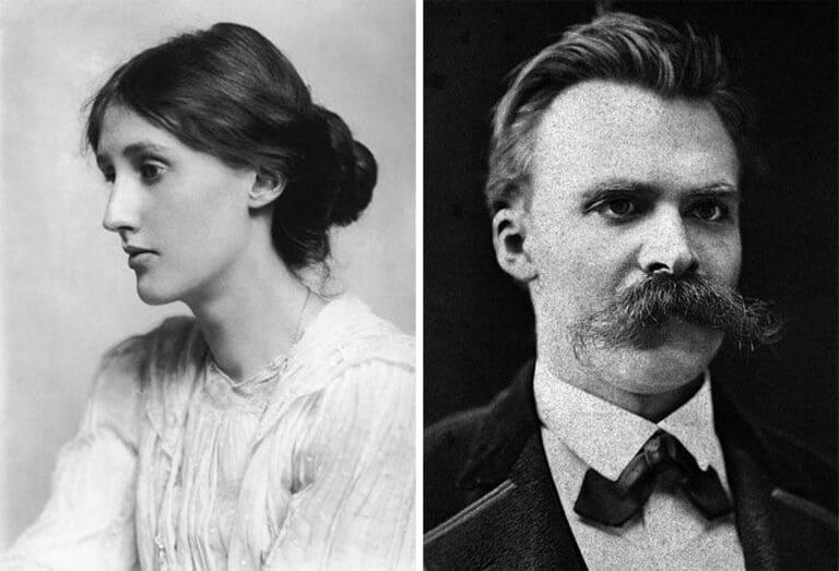 Вирджиния Вульф и Фридрих Ницше