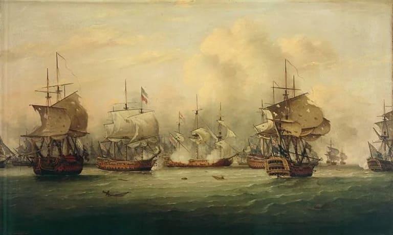 Война между голландцами и Силли