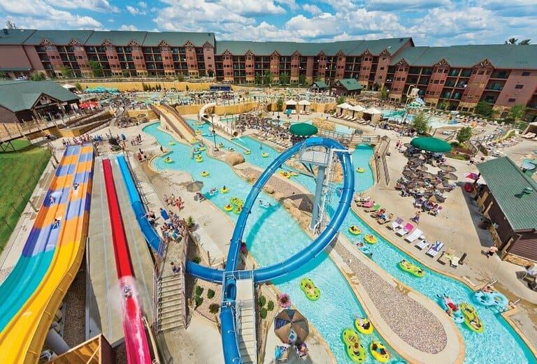 Wisconsin: Wisconsin Dells Waterpark