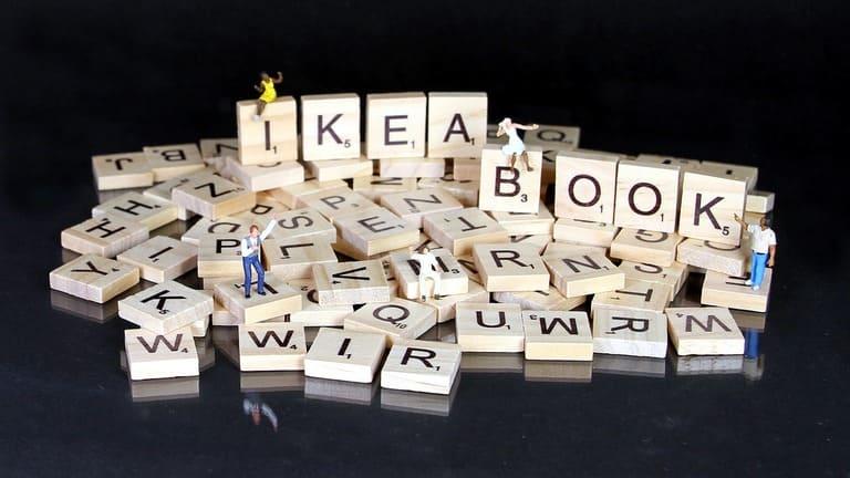 каталогов IKEA