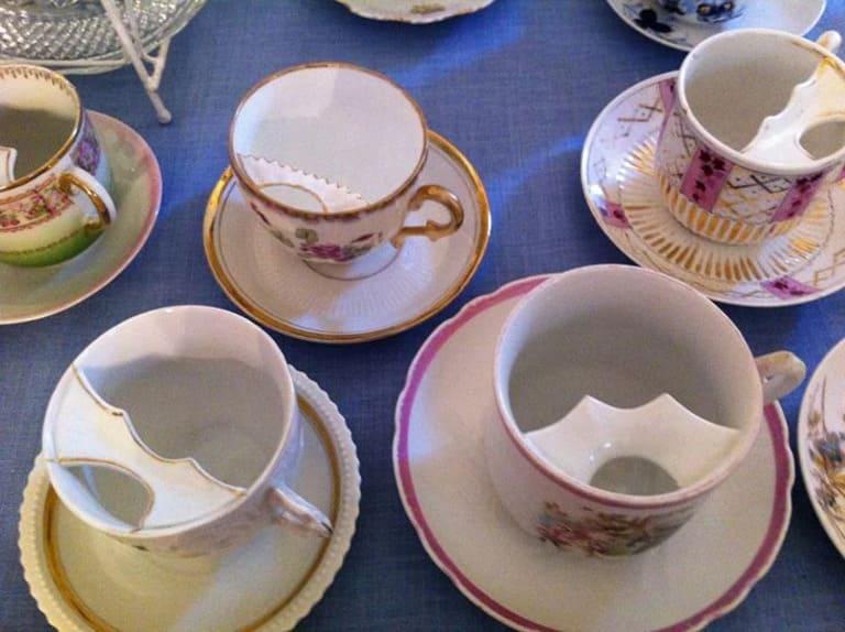 специальные чашки