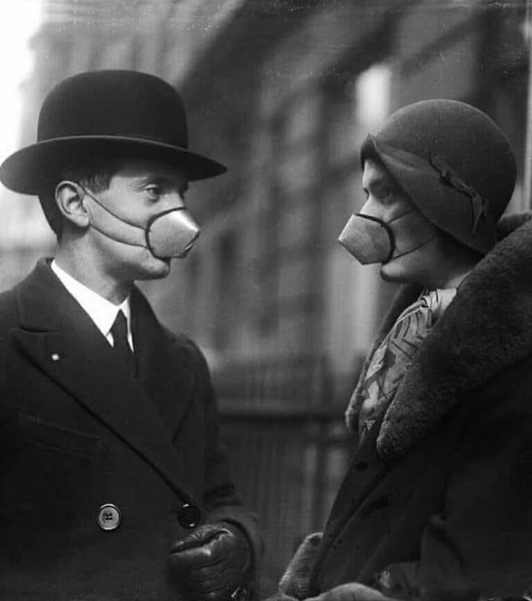 Антигрипповые маски