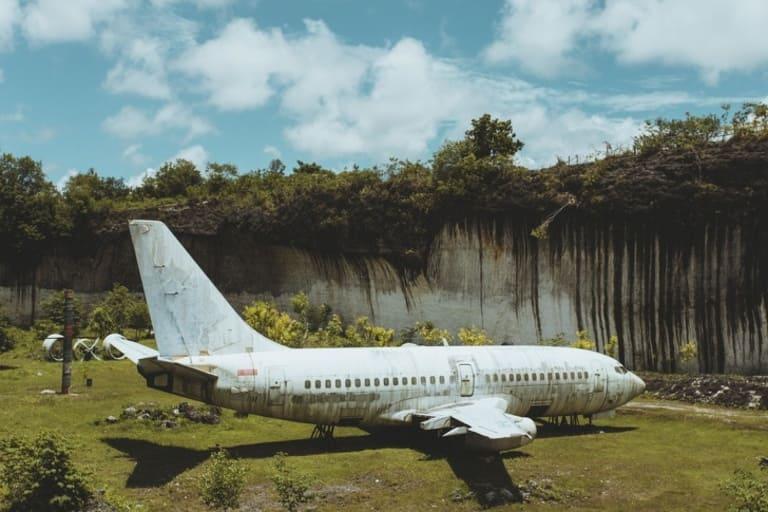 Boeing 737 на Бали