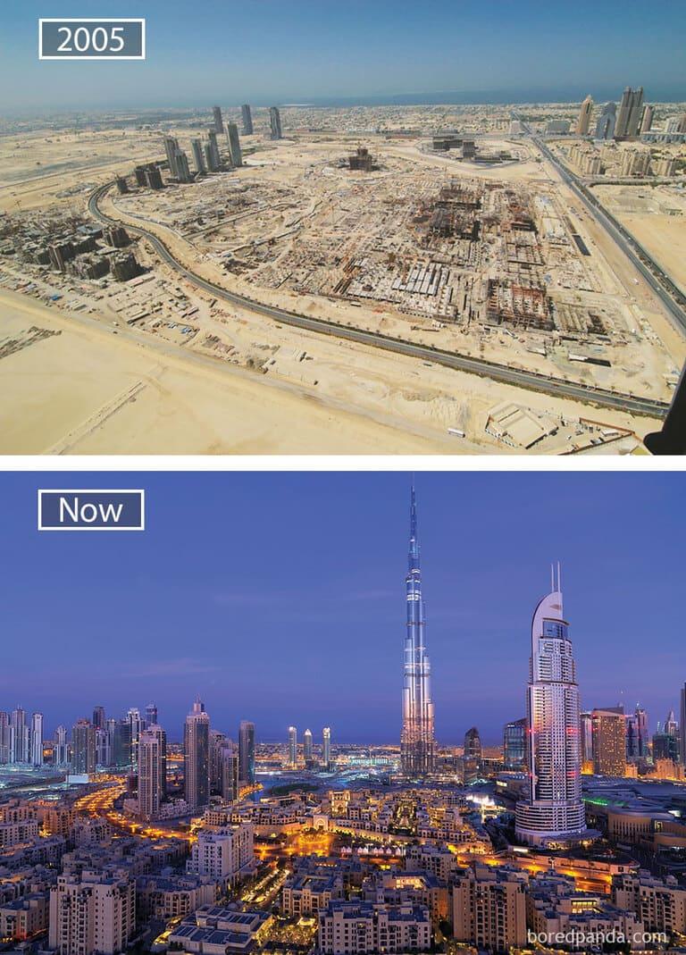 Дубай 2005