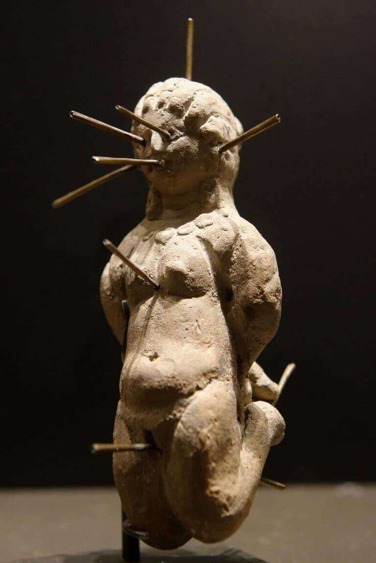 Греко-римская кукла вуду